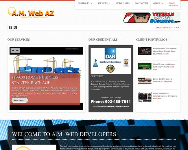 A.M. Web AZ