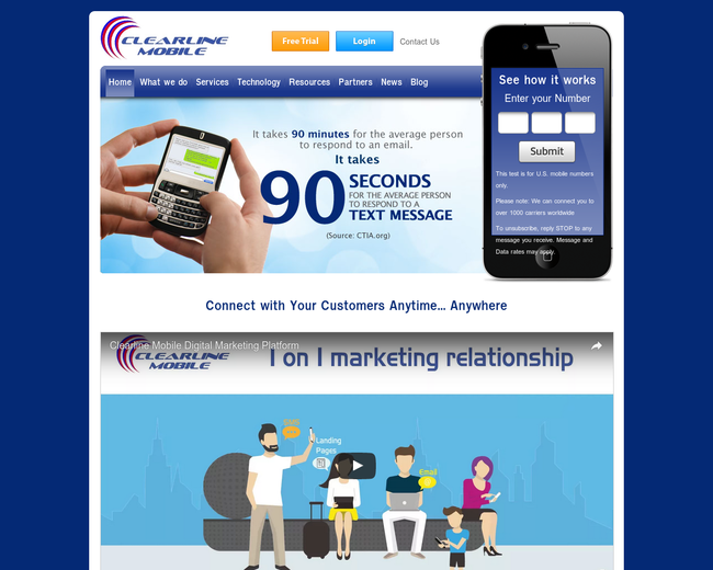 ClearLine Mobile