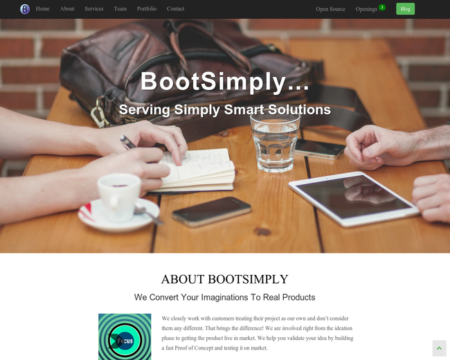 BootSimply Solutions