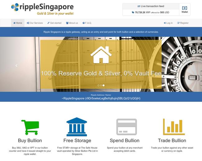 Ripple Singapore