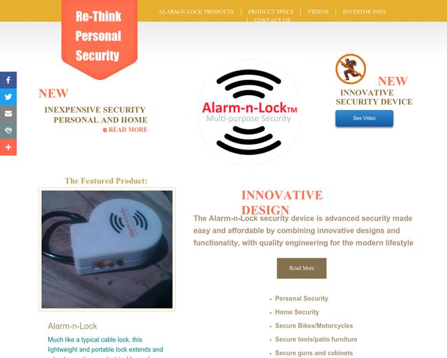 Alarm-n-Lock