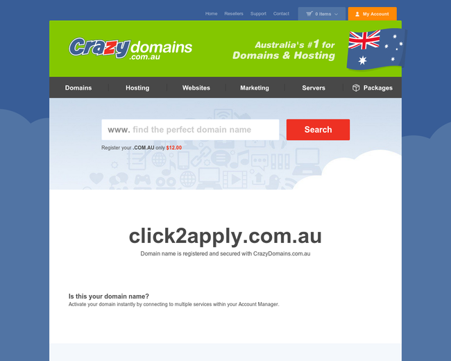 Click2Apply Pty