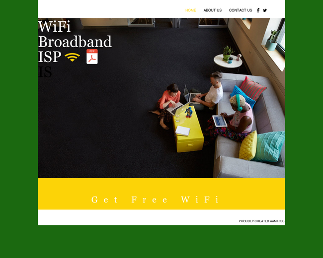 WiFi Broadband ISP