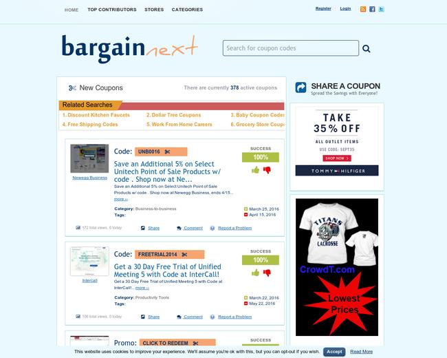 BargainNext