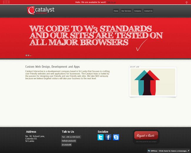 Catalyst Interactive