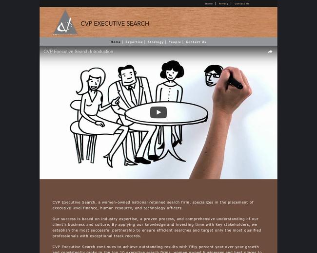 CVP Executive Search