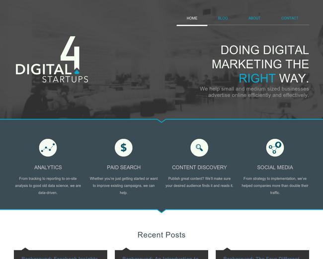 Digital4Startups
