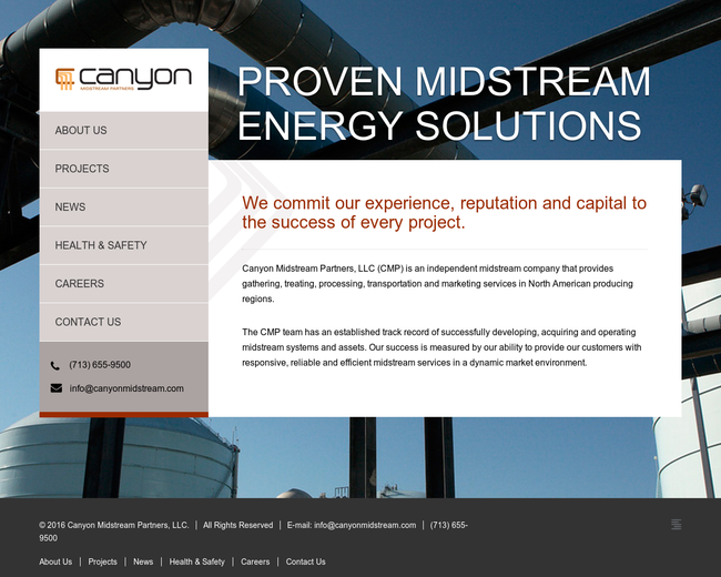 Canyon Midstream Partners