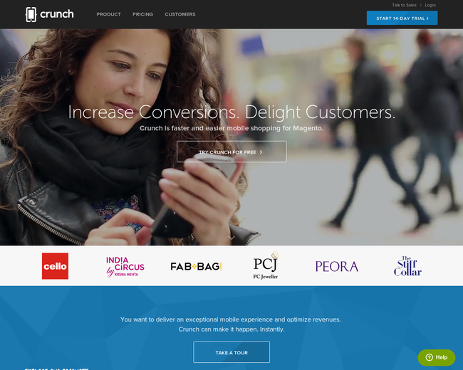 CrunchCommerce