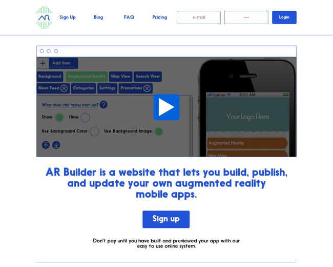 AR Builder