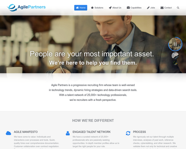 Agile Partners
