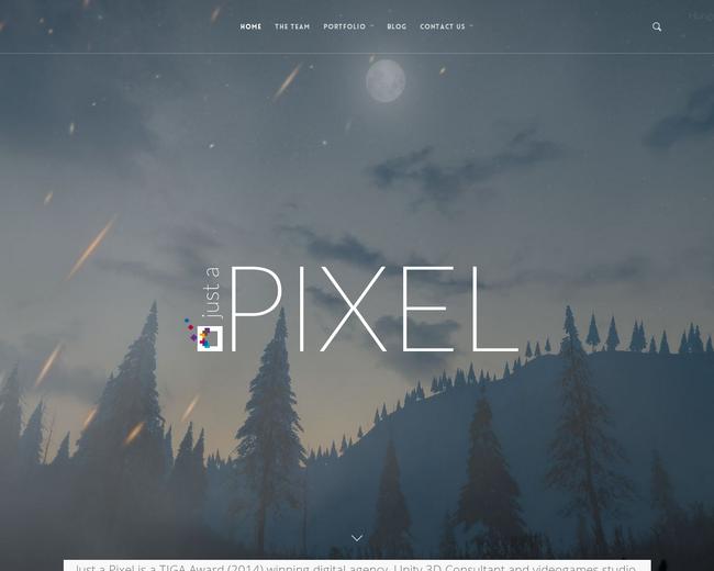 Just a Pixel