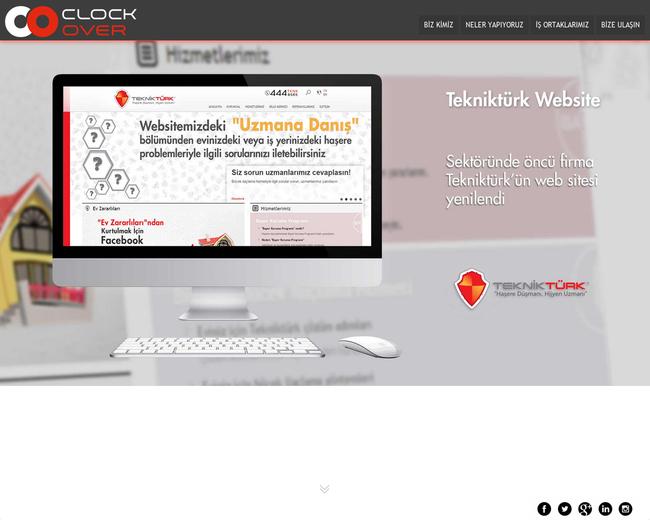 ClockOver