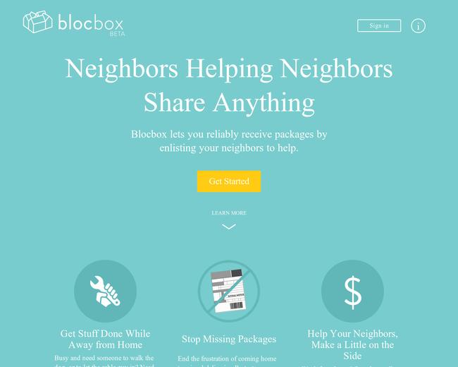 Blocbox