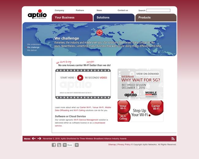 Aptilo Networks