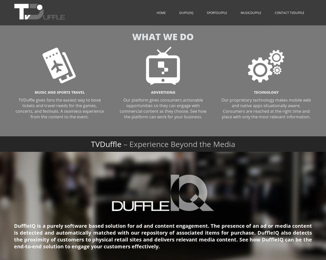 TVDuffle