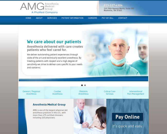 Anesthesia Medical Group