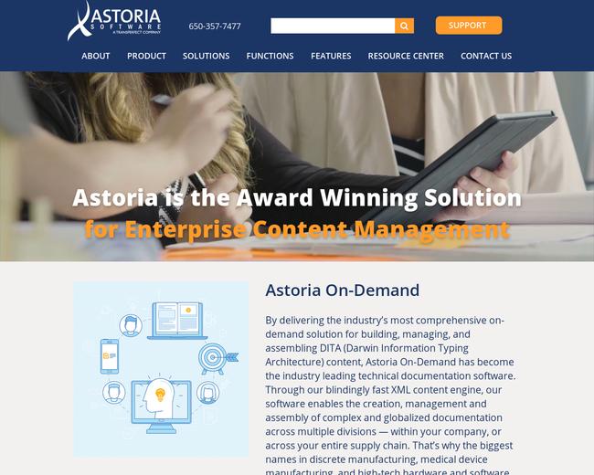 Astoria Software