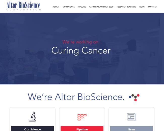 Altor BioScience