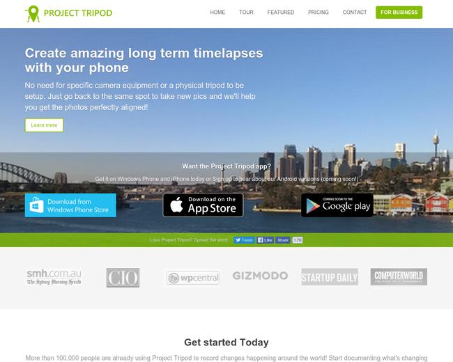 Project Tripod