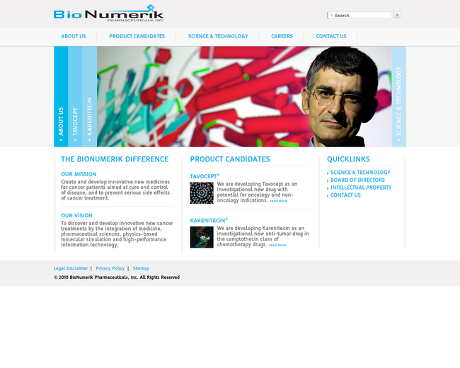 BioNumerik Pharmaceuticals