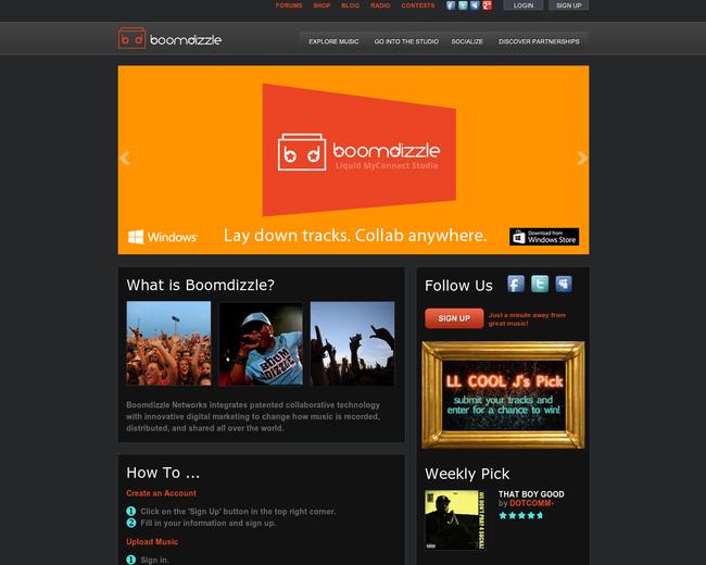 Boomdizzle Networks