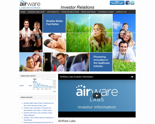 AirWare Lab