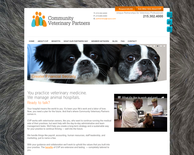 Community Veterinary Partners