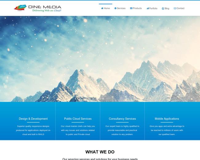 Dine Media Interactive