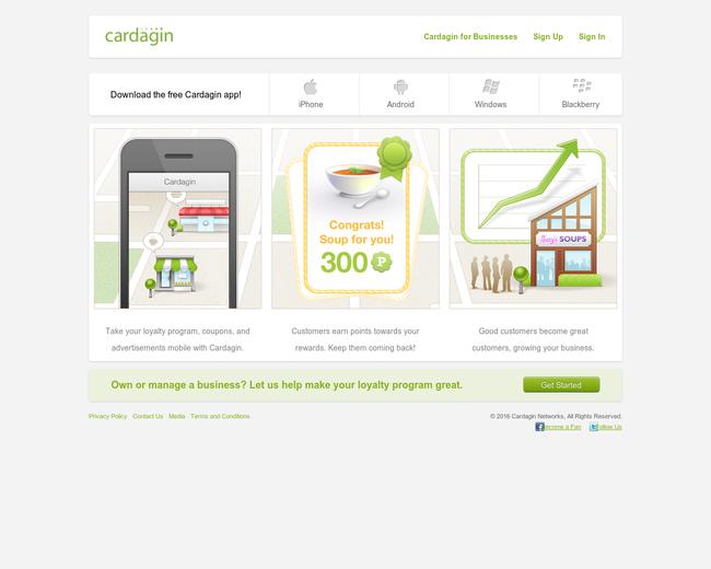 Cardagin Networks