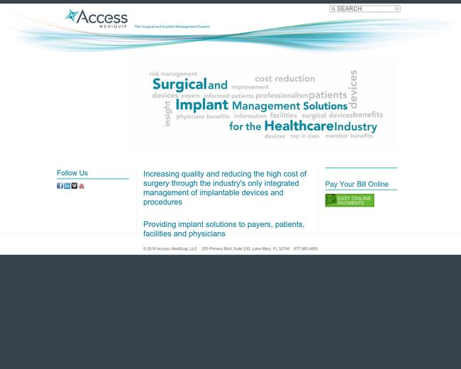 Access MediQuip