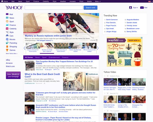 Yahoo! Europe