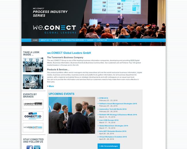 we.CONECT Global Leaders