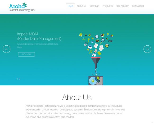 Aroha Research Technology  Inc