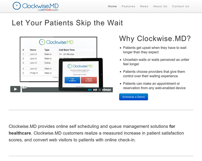 Clockwise.MD