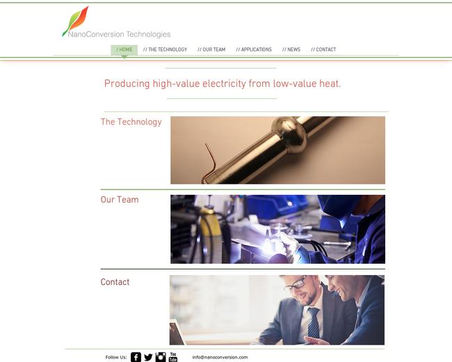 NanoConversion Technologies
