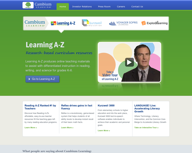 Cambium Learning Group