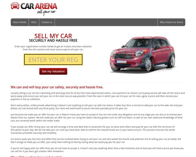 Car Arena