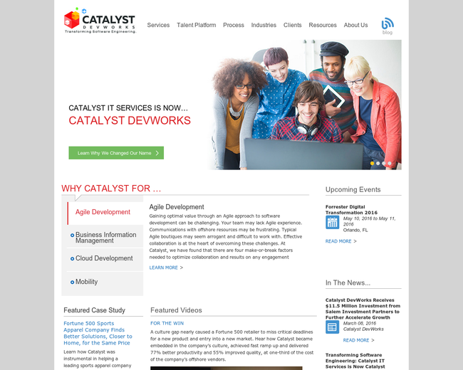 Catalyst IT Services