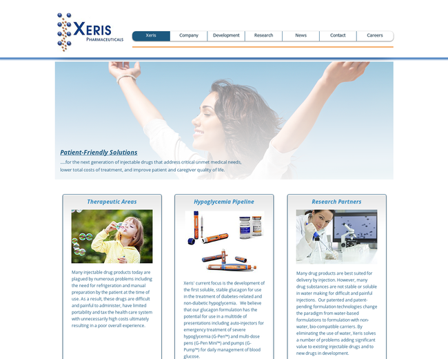 Xeris Pharmaceuticals