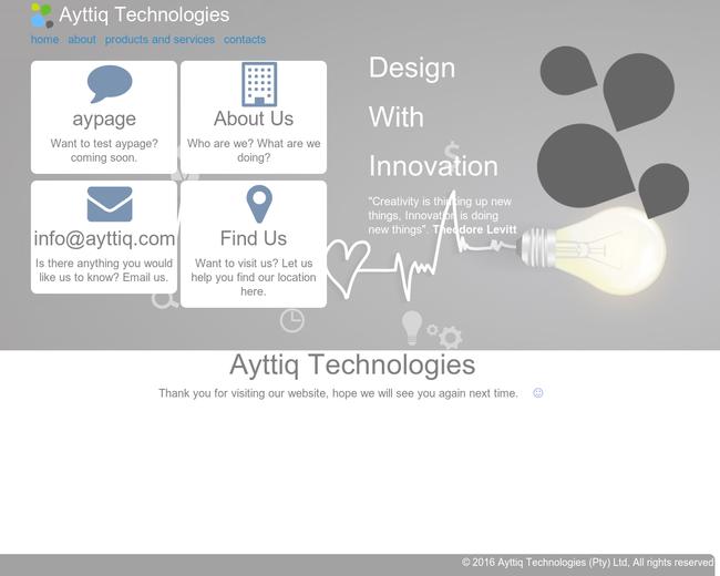 Ayttiq Technologies