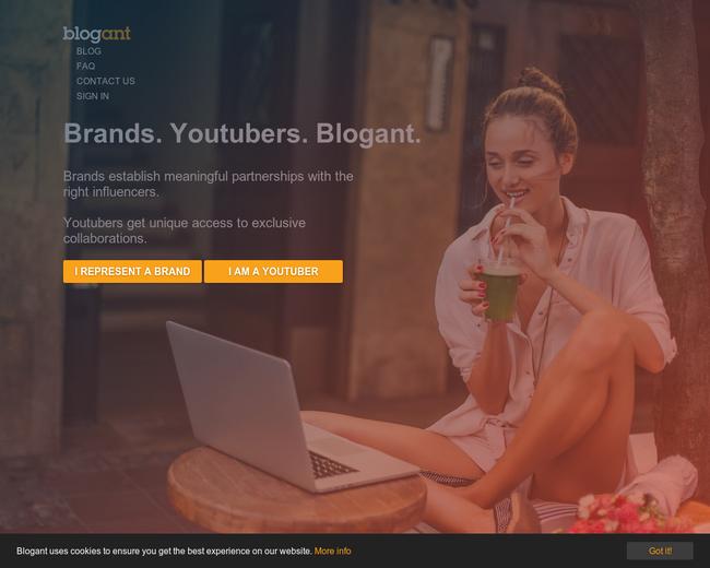 Blogant