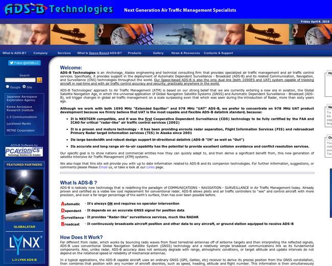 ADS-B Technologies