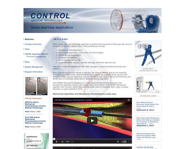 Control Medical Technology