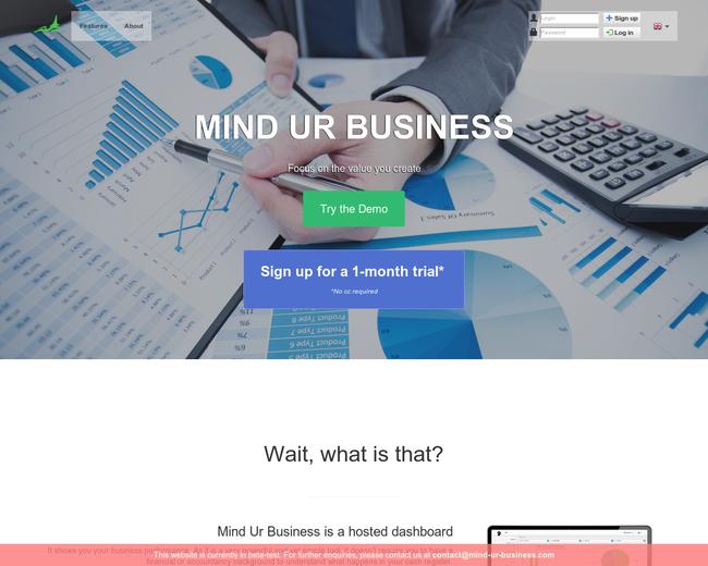 Mind Ur Business