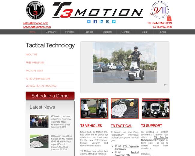 T3 MOTION