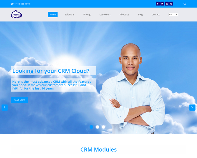 Atemis Business Cloud
