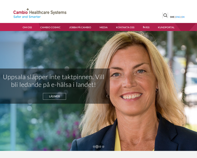 Cambio+ Healthcare Systems
