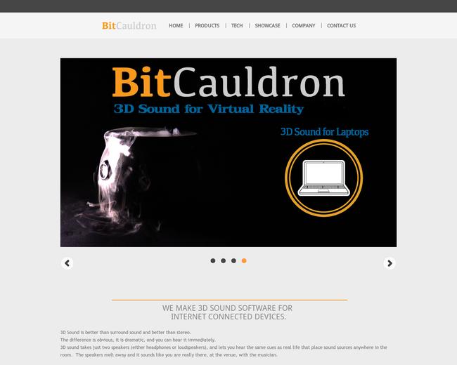 Bit Cauldron