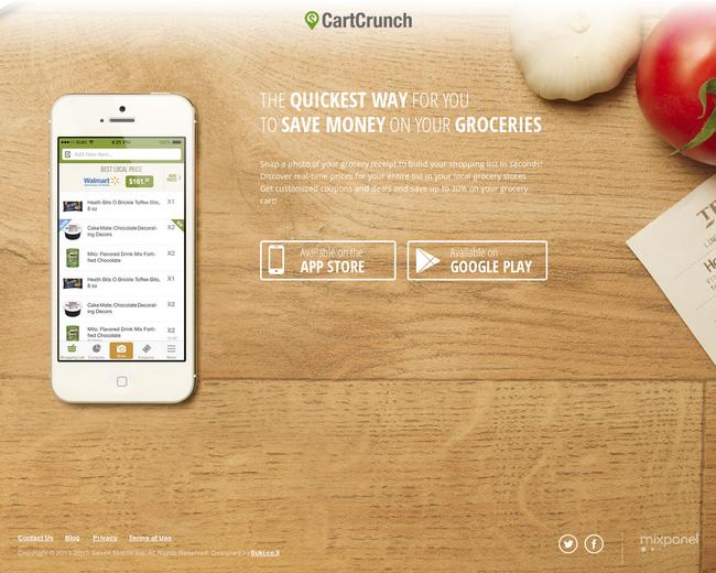 CartCrunch